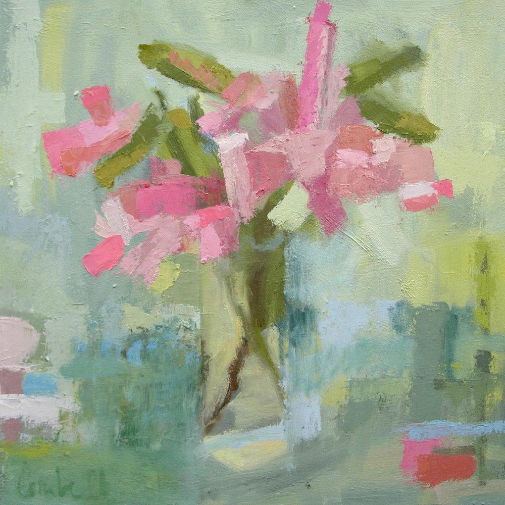 Pink Calla Lillies, 2007