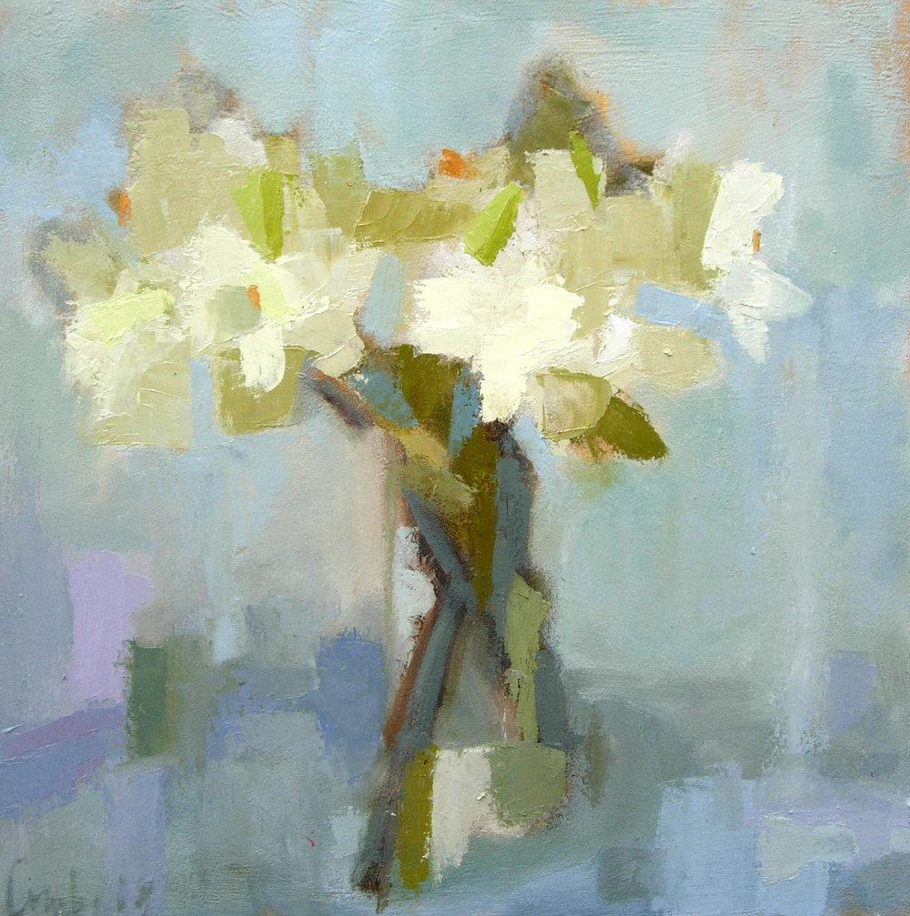 White Calla Lillies, 2007