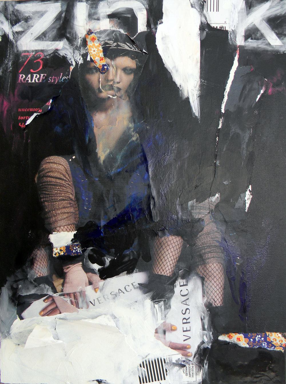 Mixed media, 2010