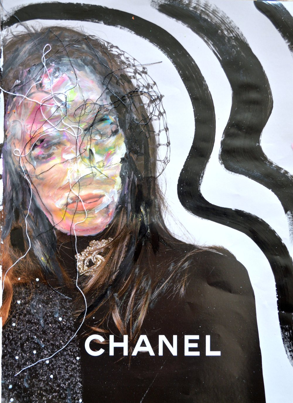 Boss Of Me (in Chanel)