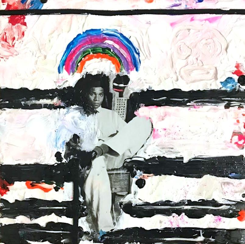 Basquiat Is Relaxing