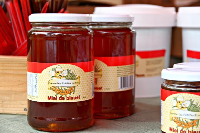 Ferme les Petites Ecores, Pointe-Fortune Products: Honey and pollen If you're hoping to make your mornings a little sweeter, be sure to stop by Ferme les Petites Ecores. The apiary was established in 2009 in Pointe-Fortune, and offers a beautiful range of honeys and pollen.