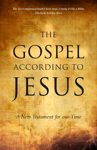 The Gospel According to Jesus  $ 25.00