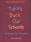 Taking Back our Schools    $ 10.95