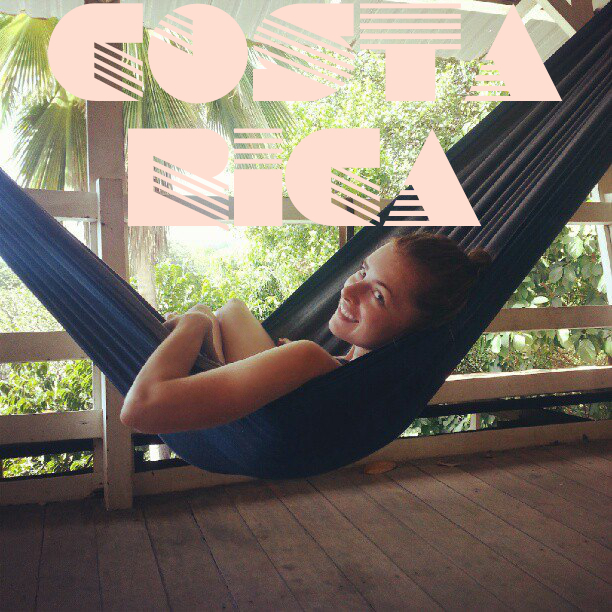 WORDS: Costa Rica is for lovers... of hammocks, surfing, and unlimited Snickers bars...(read more here)