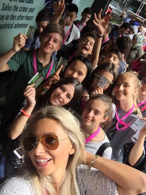 VACANZA STUDIO A LONDRA 9- 20 LUGLIO 2017 (per studenti dai 12 ai 16 ...