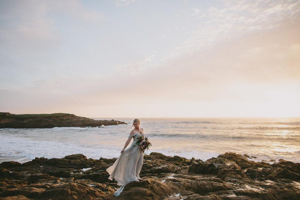 BEAN HOLLOW BEACH, SUMMER PHOTOSHOOT