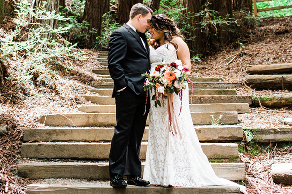 SHIRLEY & JAIME'S WEDDING / KENNOLYN STONE CREEK / PHOTOGRAPHY: SUN AND LIFE PHOTOGRAPHY