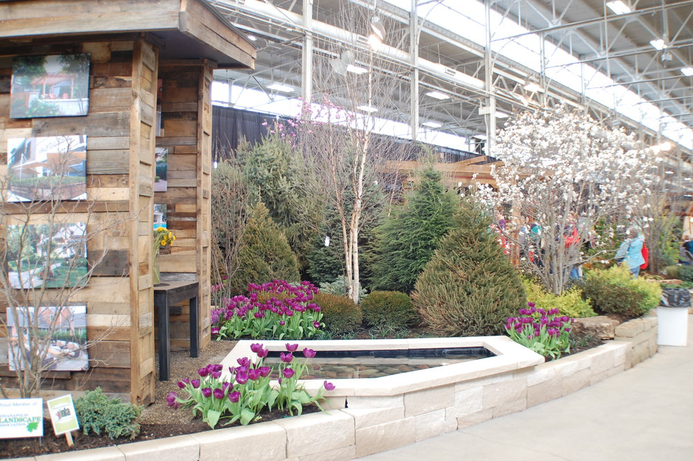 indiana flower and patio show 2014 gardens of growth