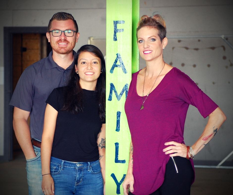 Evelyn helped us push forward and create a space that reflected our culture at 317Grow.