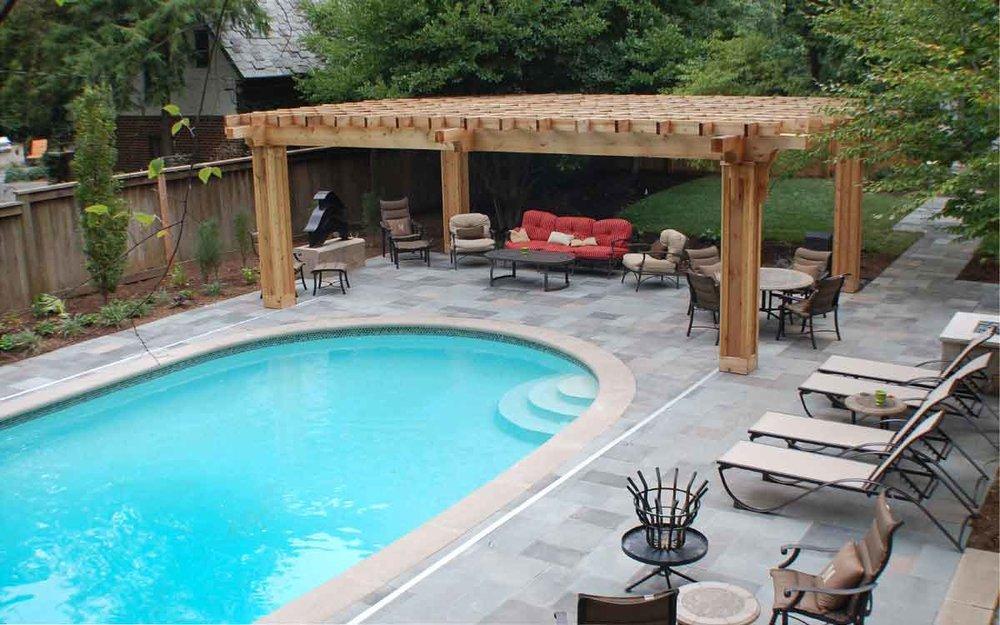 Poolside Design, Meridian Kessler