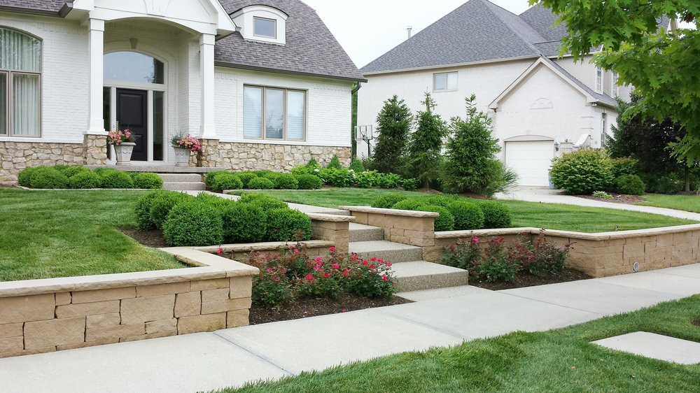 zionsville indiana landscape construction and maintenance