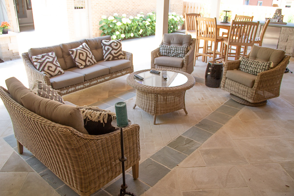 outdoor living space indianapolis