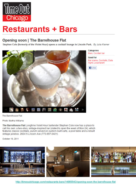 Featured Bar