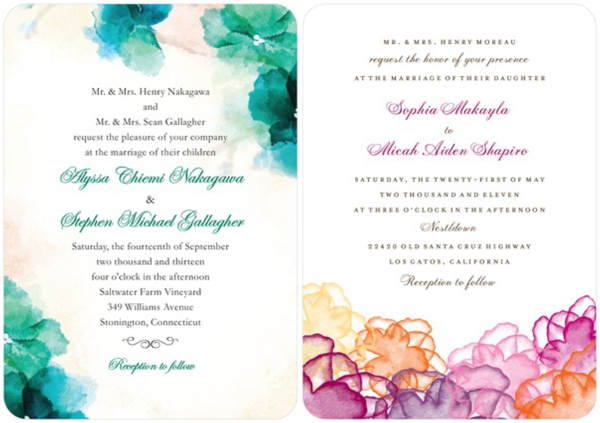 Vendor spotlight garden rose wedding paper divas invitations001eg junglespirit Gallery