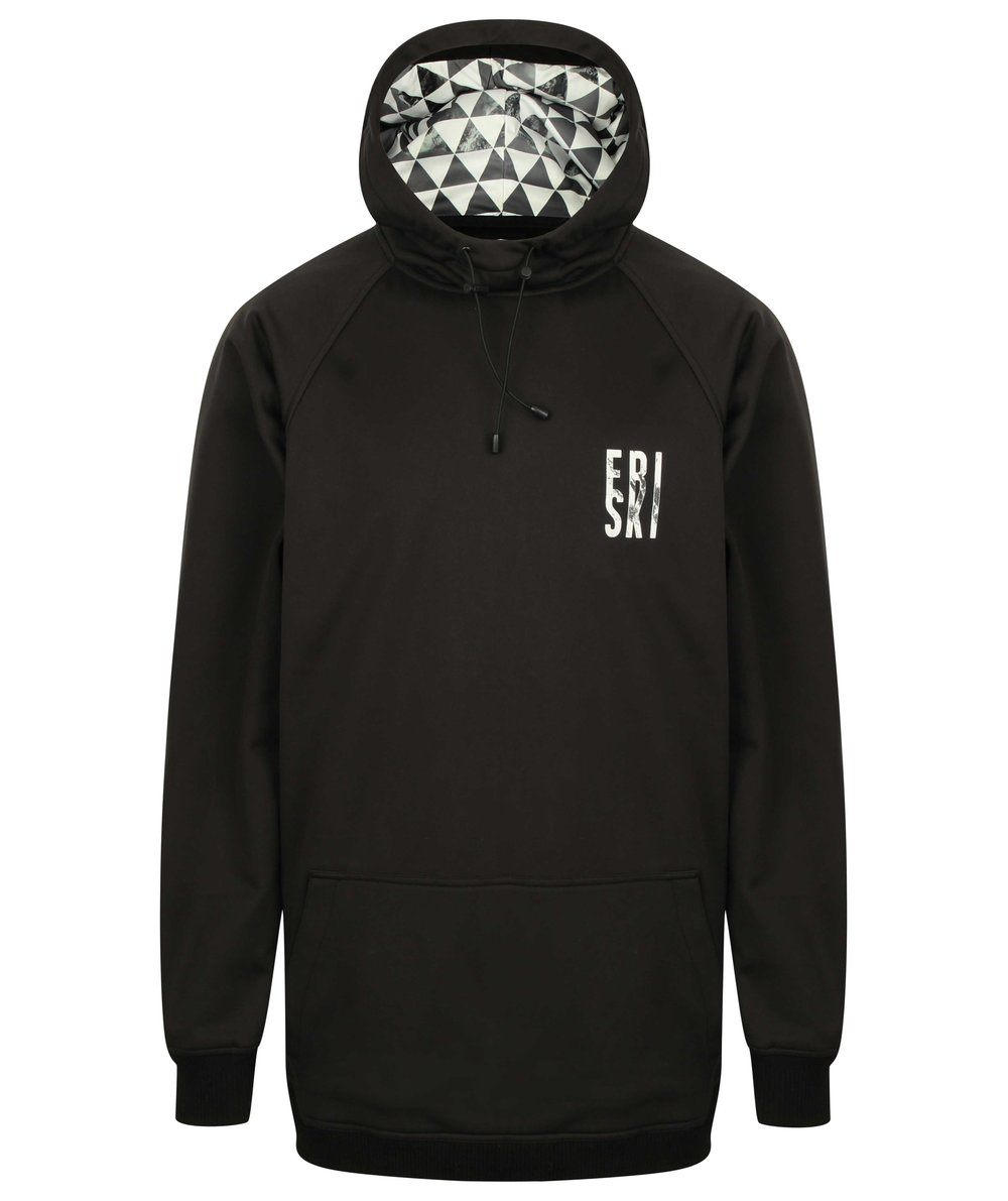 THE FLO - TECHNICAL HOODIE