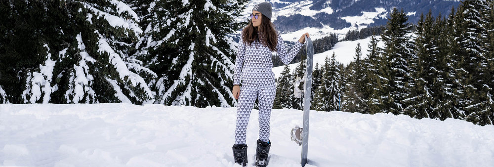 Friski Wear Thermal baselayers