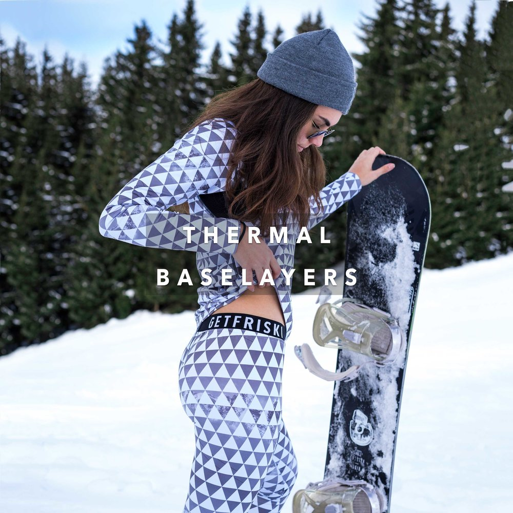 Friski Wear Thermal Base layers
