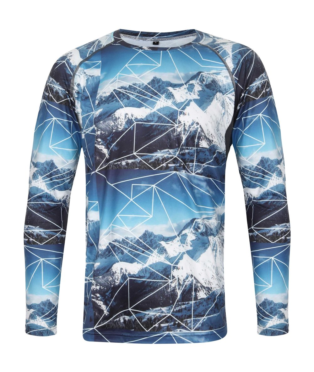 THE SUMMIT- UNISEX THERMAL TOP