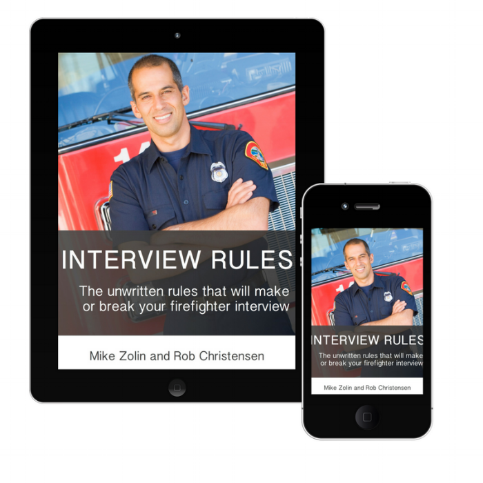 Interview Rules Freebie