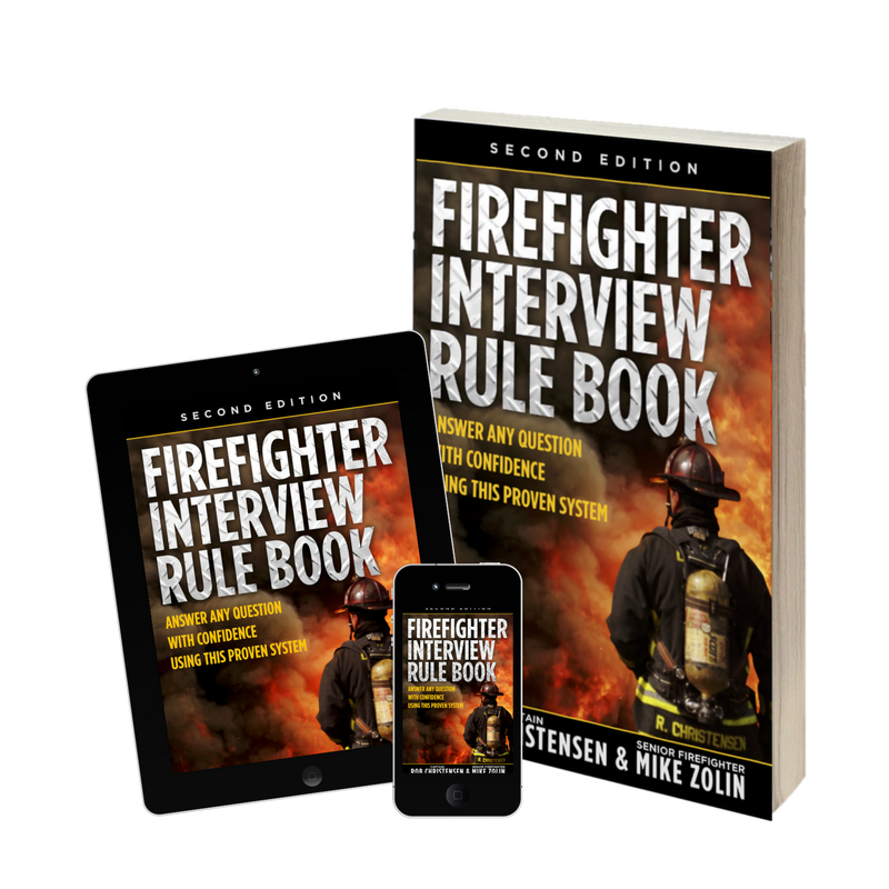 Firefighter Interview Rule Book Second Edition
