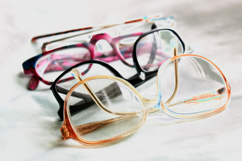 Macular degeneration trumped reading glasses