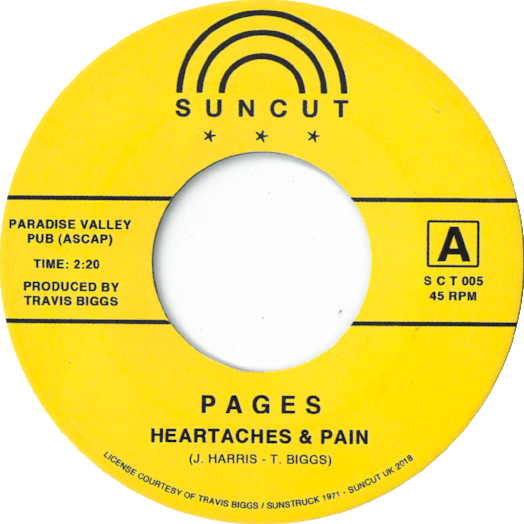 PAGES    A - Heartaches & Pain B - Mack