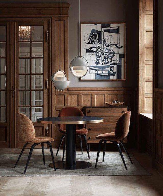 @gubiofficial #inspiration #inredning #interiör #interior #interiordesign #design #gubi #vintage #vintageinredning #esteriör