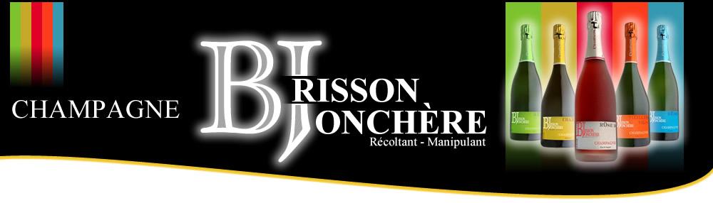 Logo du champagne Brisson Jonchère