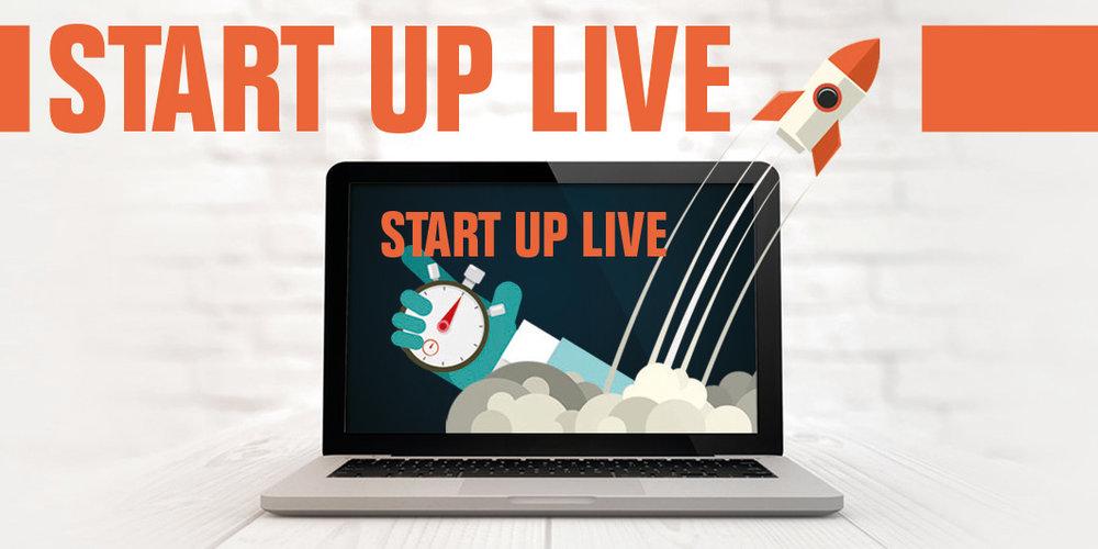 1er prix start up live 2017 -
