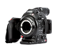 Canon - C100 Mark II