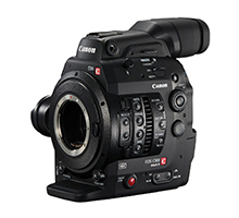 Canon - C300 Mark II