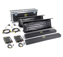 KINO FLO -4 Bank kit / 120cm