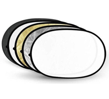 Reflectors ( Gold - Silver - White - Green - Grey )