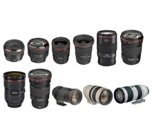 Canon Full Set 'L' Series / EF