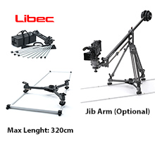 Libec - Dolly and Jib Arm System