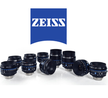 Zeiss - Full Set CP.3 - PL  (10 lenses)