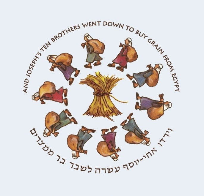 Joseph's Brother's, Parshat Miketz