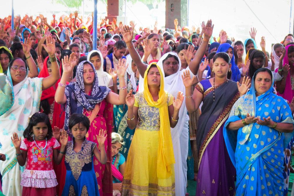 praise in India