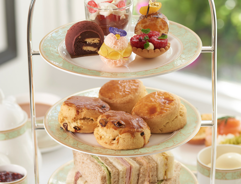 Afternoon Tea For Two, London - £85.00