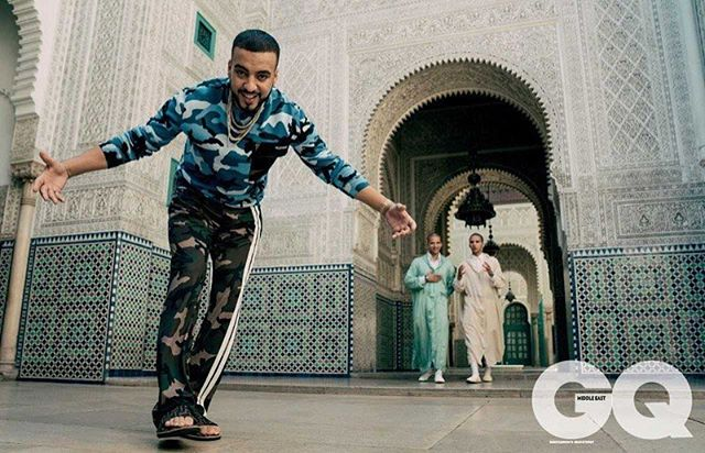 Friday's In Morocco  We are loving the vibes that  @frenchmontana served #haute for his @gq #editorial in #morocco • • ___________________________________ LAB Kŭl′chər will be set with Moroccan Vibes this Friday presenting it's guests with the best of both worlds.  Beauty by @lashartbrow & Fashion to SHOP from @khroniclesbyk  Be sure to Join us on Saturday 12/8 1-7p for more shopping and the LAB HOLIDAY PARTY. See the details below!!! Sending You Peace, Joy, Love & Happiness , Kalila - كليلة- krē-ā′tər  _____________________________________ Kŭl′chər Shŏp @ LASH ART BROW  December 6th & 7th, 2018 11AM-7PM 1563 4TH, San Rafael, CA  LAB HOLIDAY PARTY December 8th , 2018 1PM-7PM Shop By Day... Party by Night