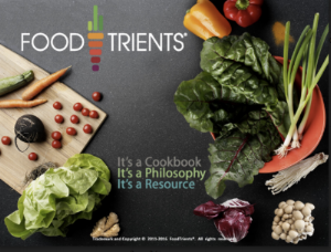 FoodTrients - Brand Development & Management, Logo Design, Publishing, Content Creation, Website, Social Media