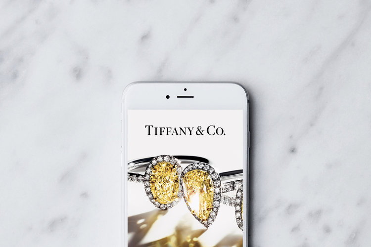 Tiffany & Co. - Ringfinder App