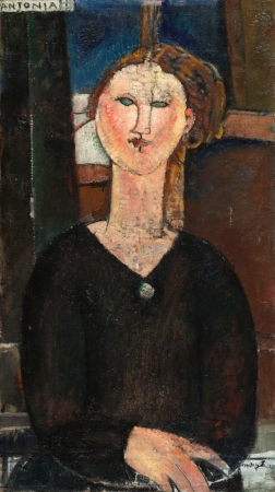 6) Antonia, c. 1915