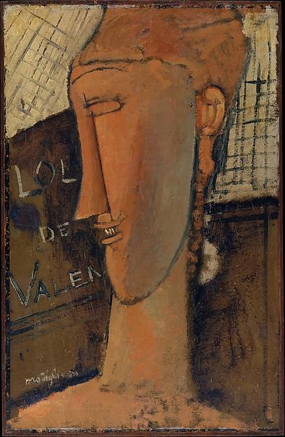 4) Lola de Valence, 1915