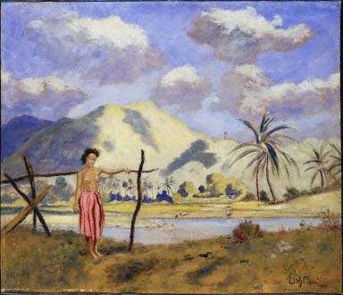 Samoa , 1907, The Phillips Collection, Washington, D.C.