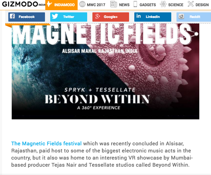 Gizmodo: Beyond Within