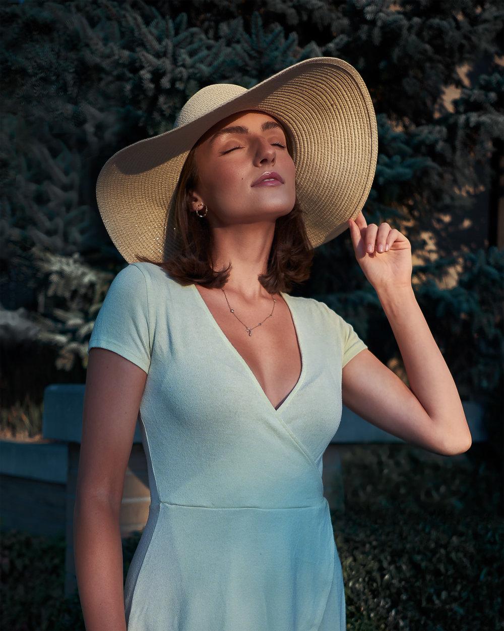 Dress and hat closed eyes.jpg