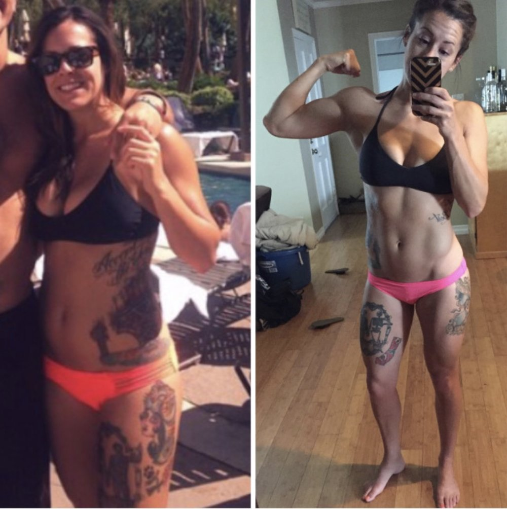 - After a couple years of CrossFit without seeing much change in my body, I decided to give the whole