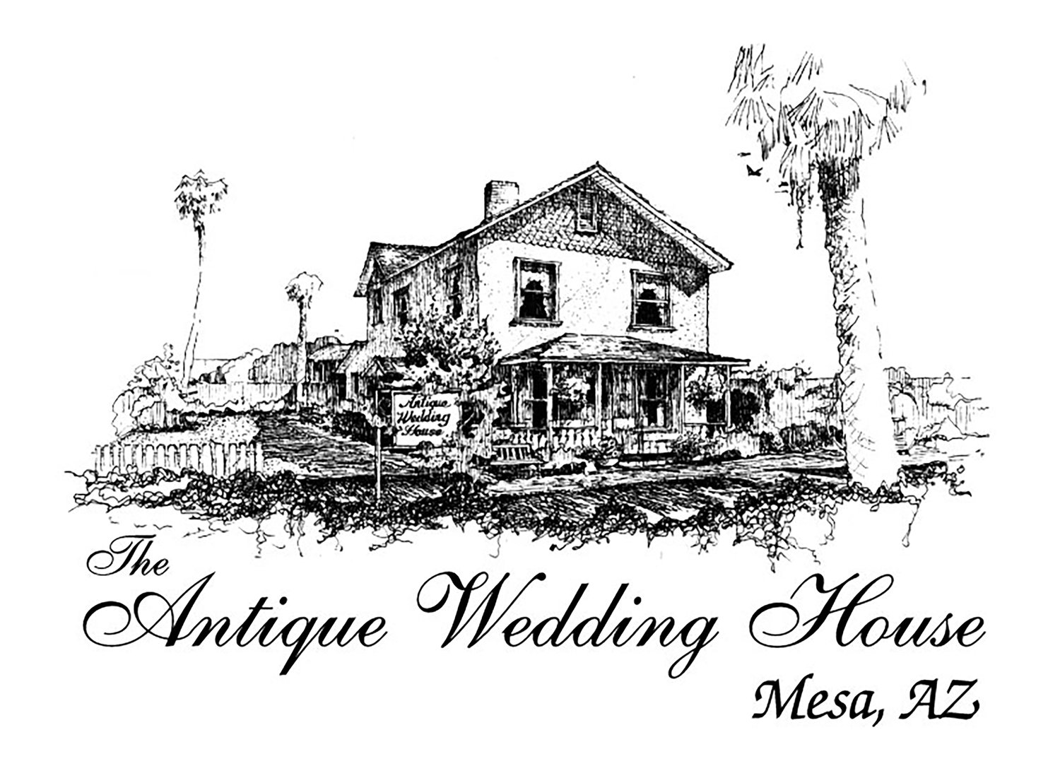 Antique Wedding House